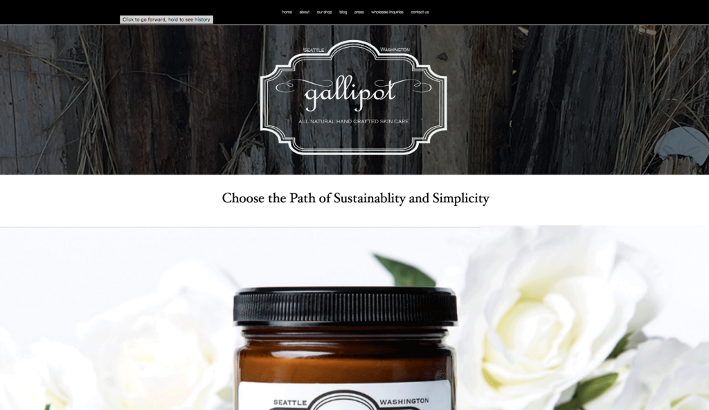Gallipot Skin Care
