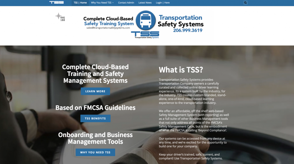 Transportation Safety Systems