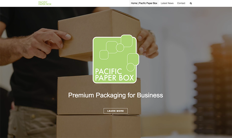 Pacific Paper and Box